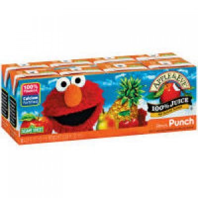 100% Juice, Elmo's Punch