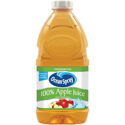 100% Juice, No Sugar Added