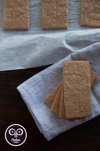 Organic Cinnamon Graham Crackers