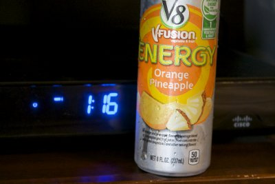 V Fusion Energy Orange Pineapple Juice