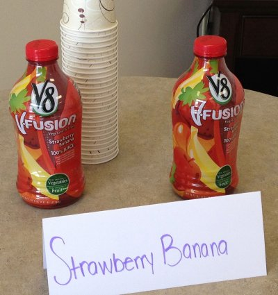 V-Fusion, Strawberry Banana
