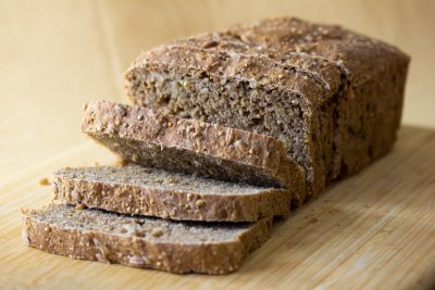 Bread, Wholegrain Wheat