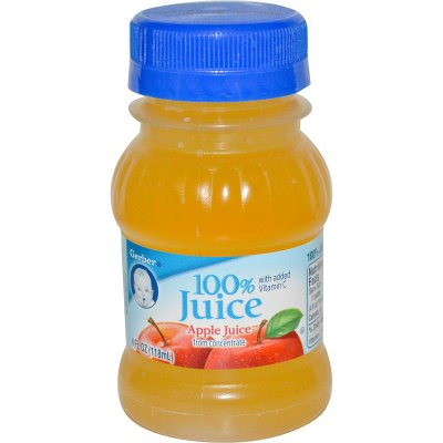 100% Juice, Apple Cider