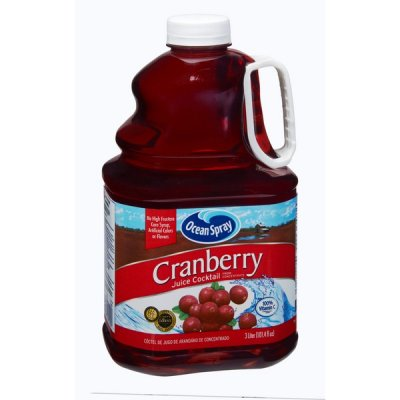 Juice Cocktail, Cranberry