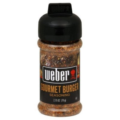 Seasoning, Gourmet Burger