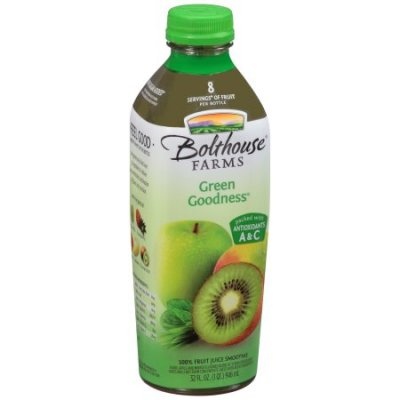 Green Goodness Fruit Juice Smoothie