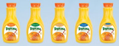 Orange Juice, Healthy Kids No Pulp