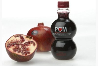 Acai Juice, Organic, With Pomegranate