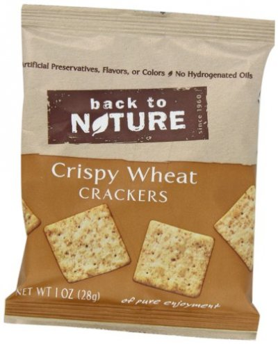 Cripsy Wheat Crackers