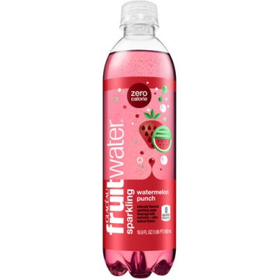 Water Beverage, Vitamin Enhanced, Zingseng, Pomegranate Cherry