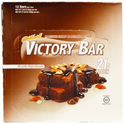 Victory Fudge Brownie Bar