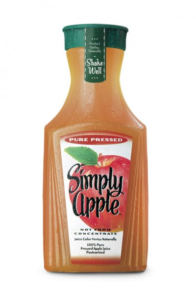 Apple Juice, 100% Pure