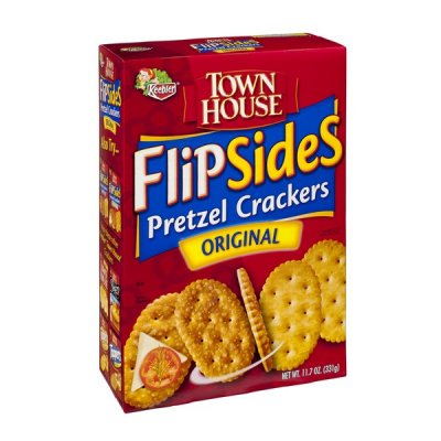 Crackers, Pretzel, Original