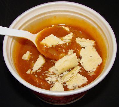 Crackers, Soup & Chili