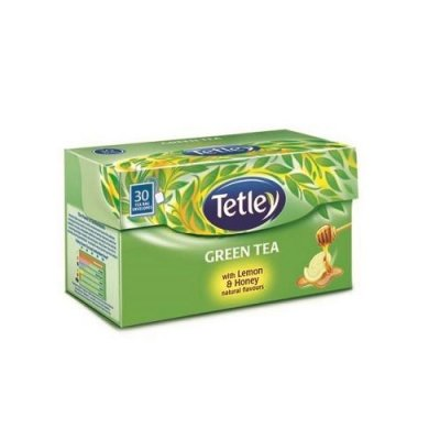 Green Tea With Honey & Lemon Flavor
