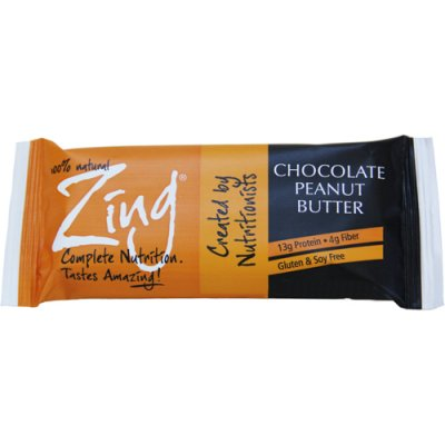Organic Protein Bar, Chocolate Covered Peanut Butter