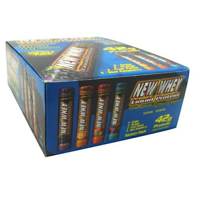 Whey Protein Bars, Variety Pack
