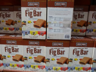 Fig Bar, Blueberry, Made With Ancient Grains