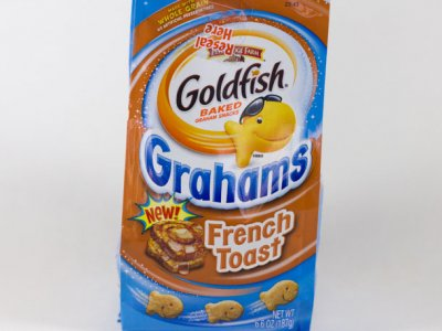 Goldfish, French Toast Baked Graham Snacks