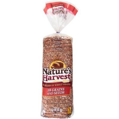 18 Grains And Seeds Bread