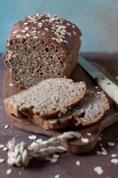 Gluten Free Soft And Hearty Whole Grain Bread