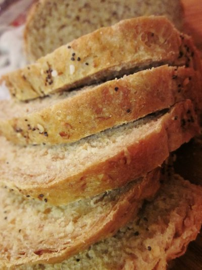 Hearty 7-Grain Bread