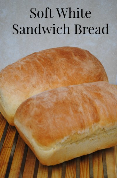 Soft & Delicious White Sandwich Bread