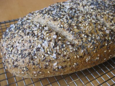 Whole Wheat and Multigrain Bread