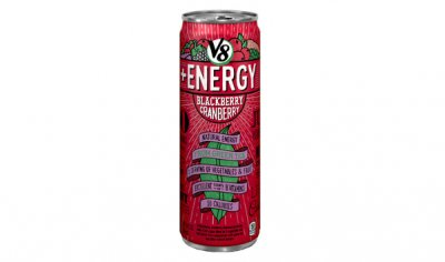 Blackberry Cranberry Natural Energy From  Green Tea