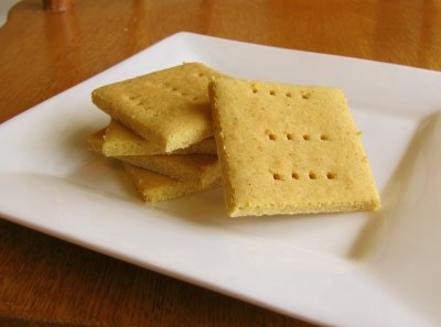 Grahams, Honey Crackers