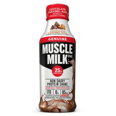 Muscle Milk, Low-Fat Protein Shake, Vanilla Creme