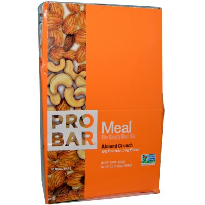 Meal, The Simply Real Bar, Almond Crunch