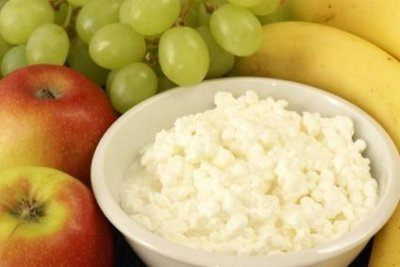 Organic Cottage Cheese, Small Curd