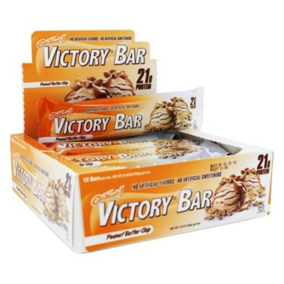 Victory Peanut Butter Chip Bar