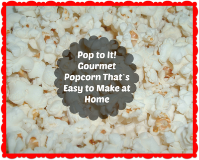 Gourmet Popping Corn, Tender White