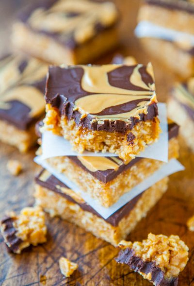 Granola Bars, Chewy, Peanut Butter Chocolate Chip