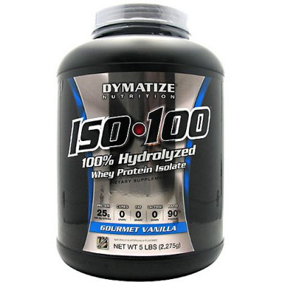 Iso 100 Hydrolyzed 100% Whey Protein Isolate, Gourmet Chocolate