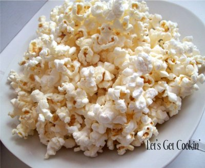 Microwave Popping Corn, Gourmet, Simply Salted