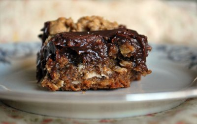 Oatmeal Squares - Chocolate Chip