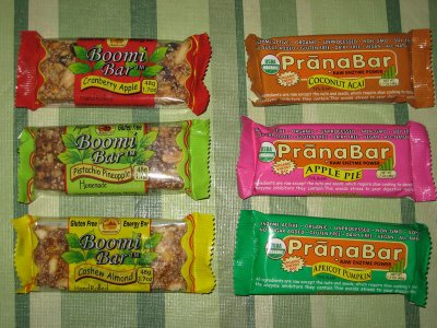Prana Bar, Coconut Acai