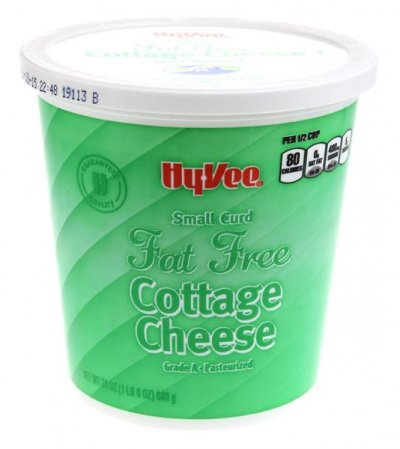 Cottage Cheese - Small Curd, Fat Free