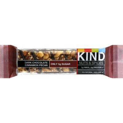 Dark Chocolate Fruit And Nut Bar, Variety Pack