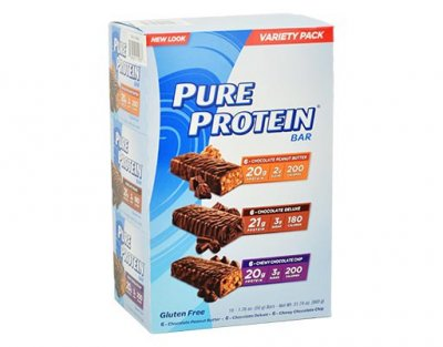High Protein Bar - Variety Pack