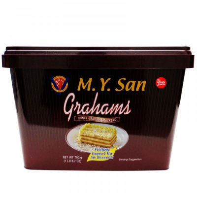 Grahams, Sugar Honey