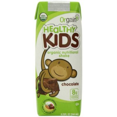 Healthy Kids Chocolate Nutritional Shake