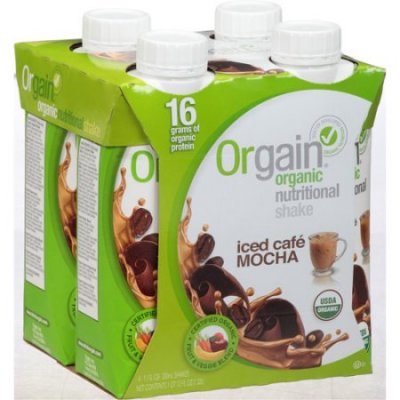 Nutritional Shake, Mocha Flavor, Drink Mix