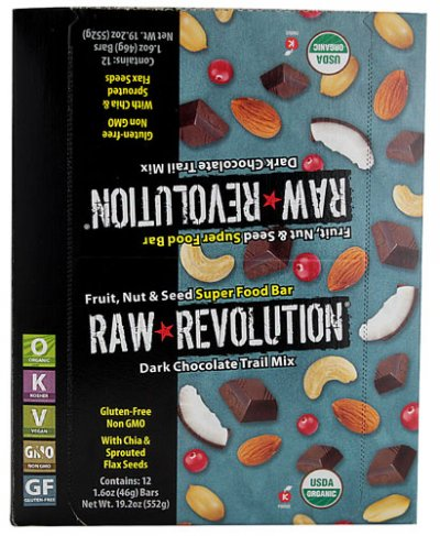 Sierra Trail Mix Nutrition Bar