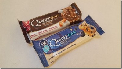 Streusel Bar, Blueberry