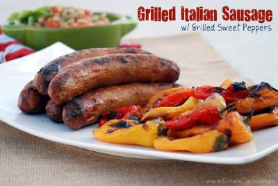 Sweet Chicken Italian Sausage