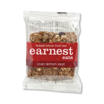 Whole Food Bar, Baked, Cran Lemon Zest